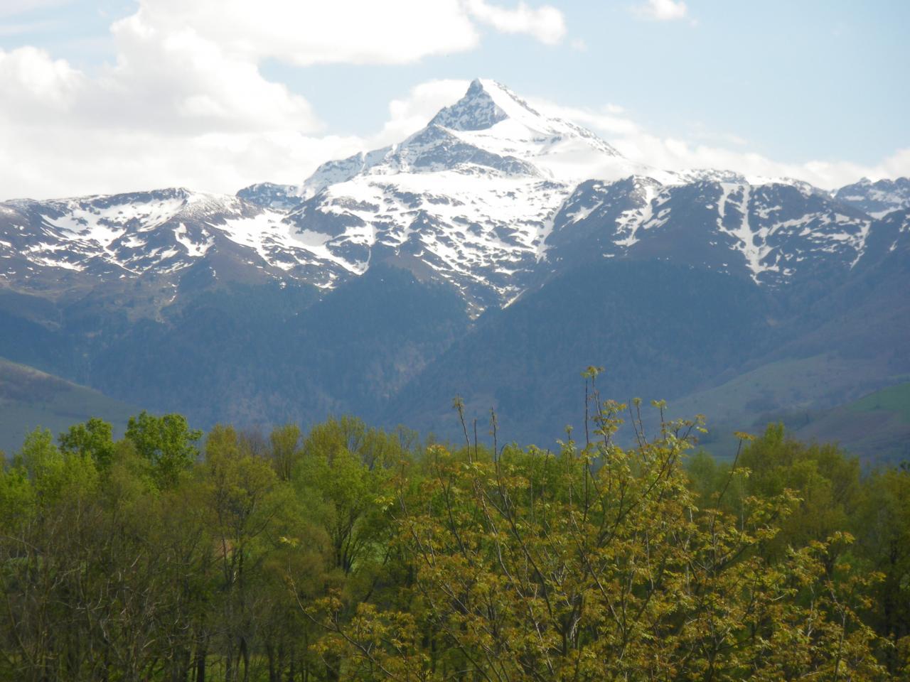 Le Pic du Montaigu