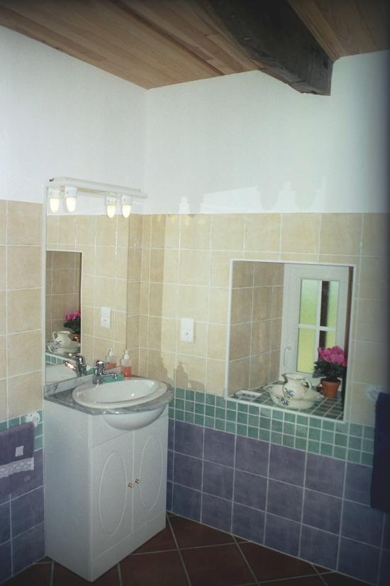 Salle de bains Shunem
